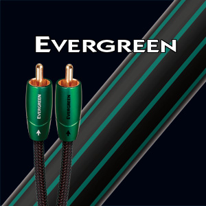 Afbeelding AUDIOQUEST Evergreen 2.0m