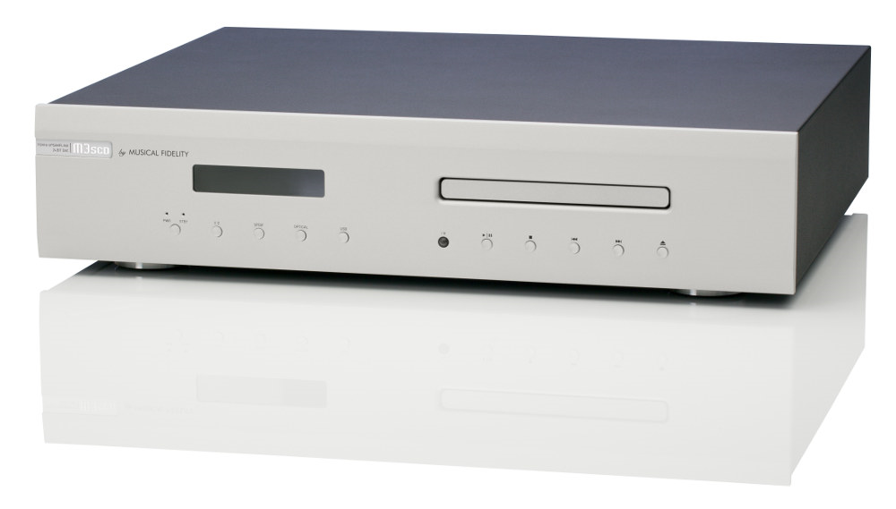 Afbeelding Musical Fidelity M 3S CD