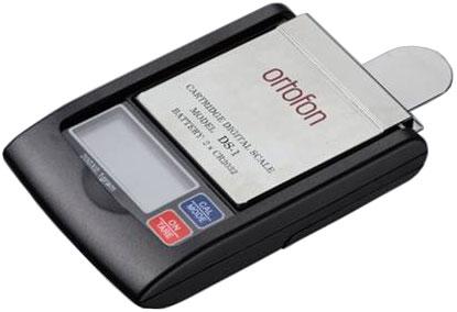Afbeelding Ortofon DS1 digitale weegschaal