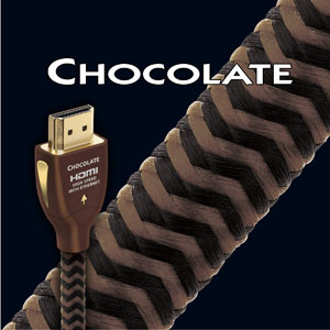 Afbeelding AUDIOQUEST HDMI Chocolate 1.0m
