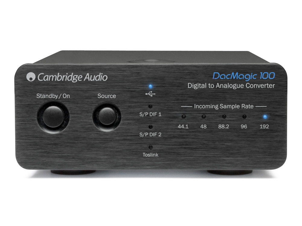Afbeelding Cambridge Audio DacMagic 100 DA-Converter