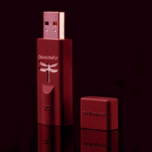 Afbeelding AUDIOQUEST DRAGONFLY DAC