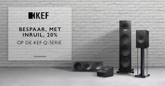 Afbeelding KEF Q50a atmos speaker