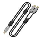 Afbeelding IFI Gemini Dual USB kabel 0,7m