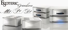 Afbeelding ESOTERIC GRANDIOSO SUPER HIGH-END SET