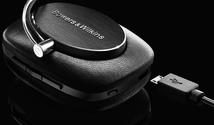 Afbeelding Bowers & Wilkins P5 wireless hoofdtelefoon